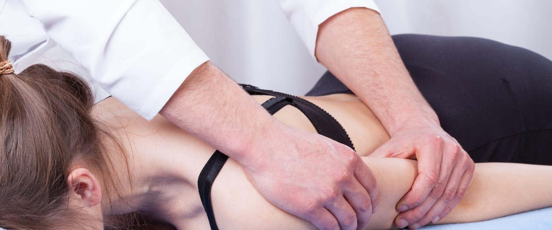 Exercise and ergonomic advice; Plympton Osteopathic Clinic