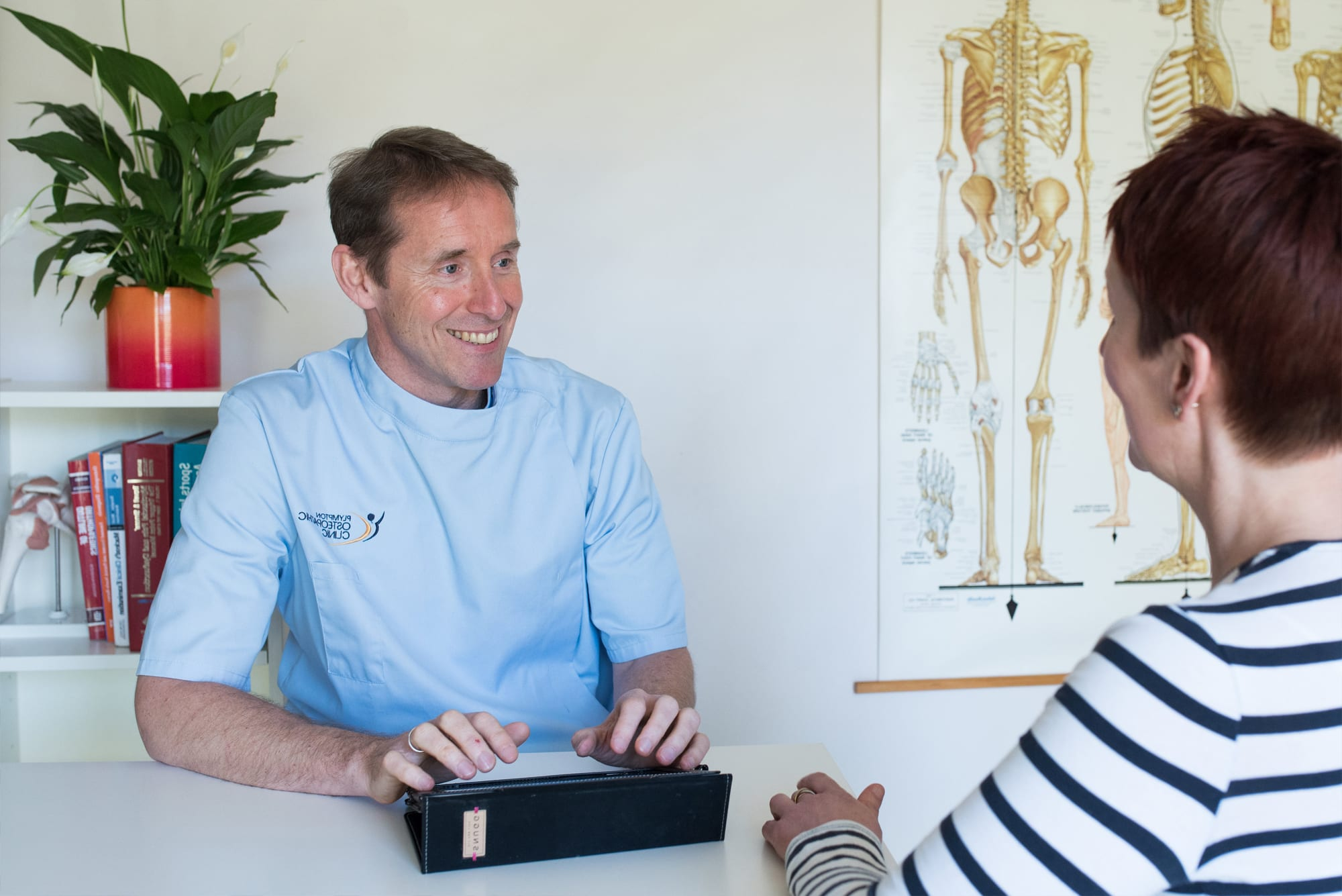 osteopathy plymouth Plympton Osteopathic Clinic