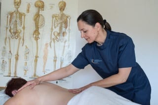 Osteopath Plymouth Massage