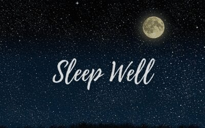 Top Tips for a Good Nights Sleep