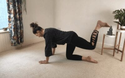 Short sequence for hip mobility